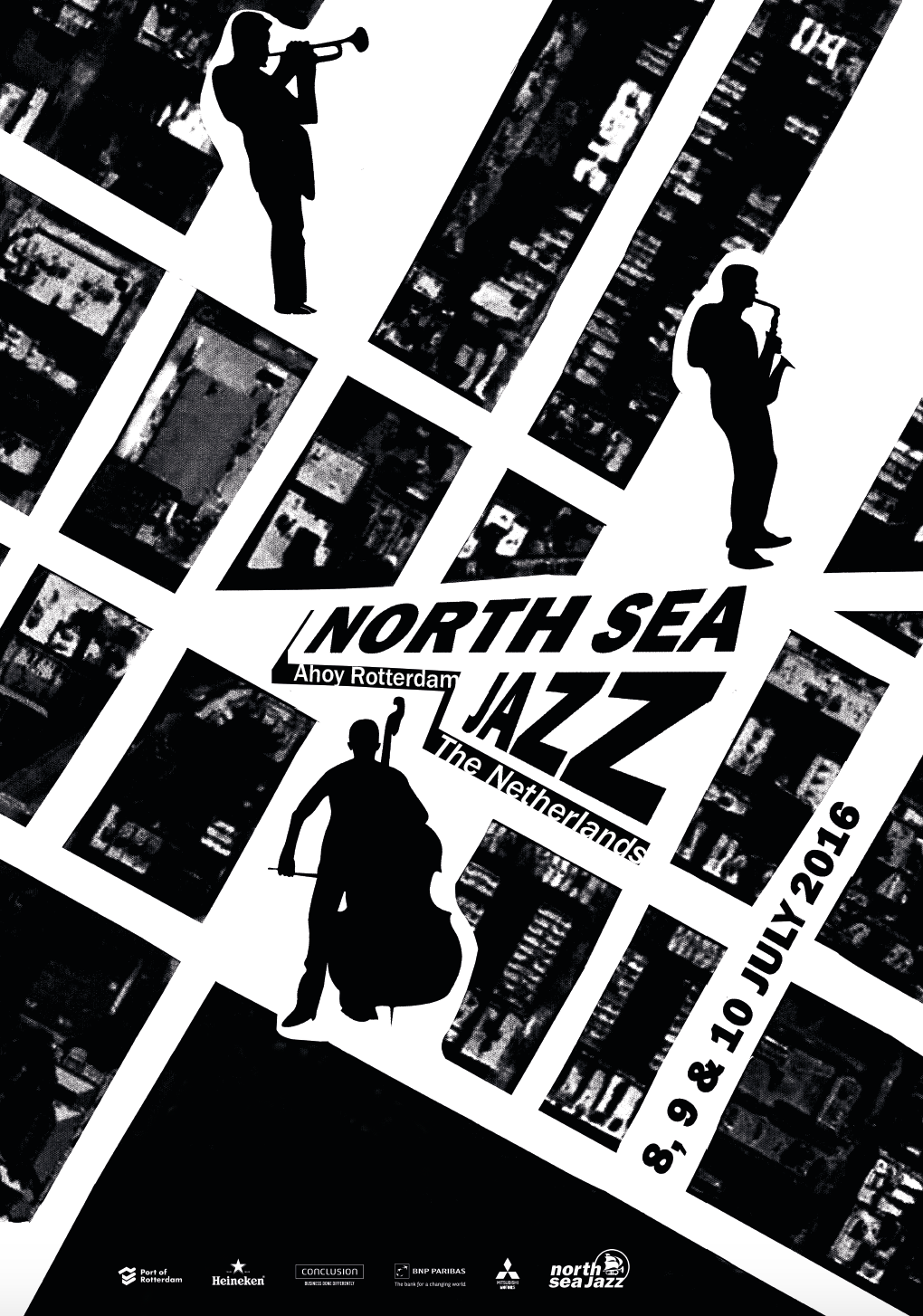 North Sea Jazz poster